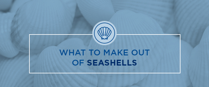 What To Make Out of Seashells