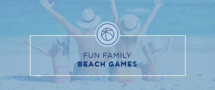 Fun Family Beach Games