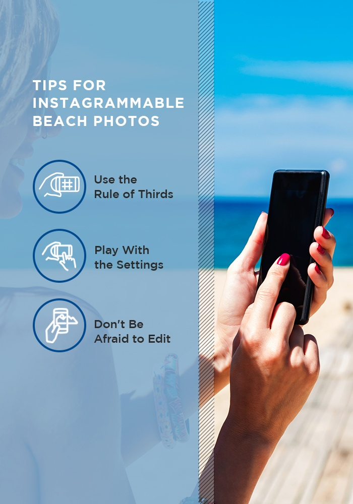 Tips for Instagrammable Beach Photos