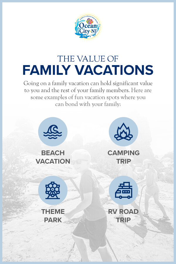 The Value of Family Vacations